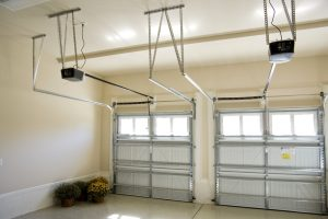 garage door openers in a Guelph home