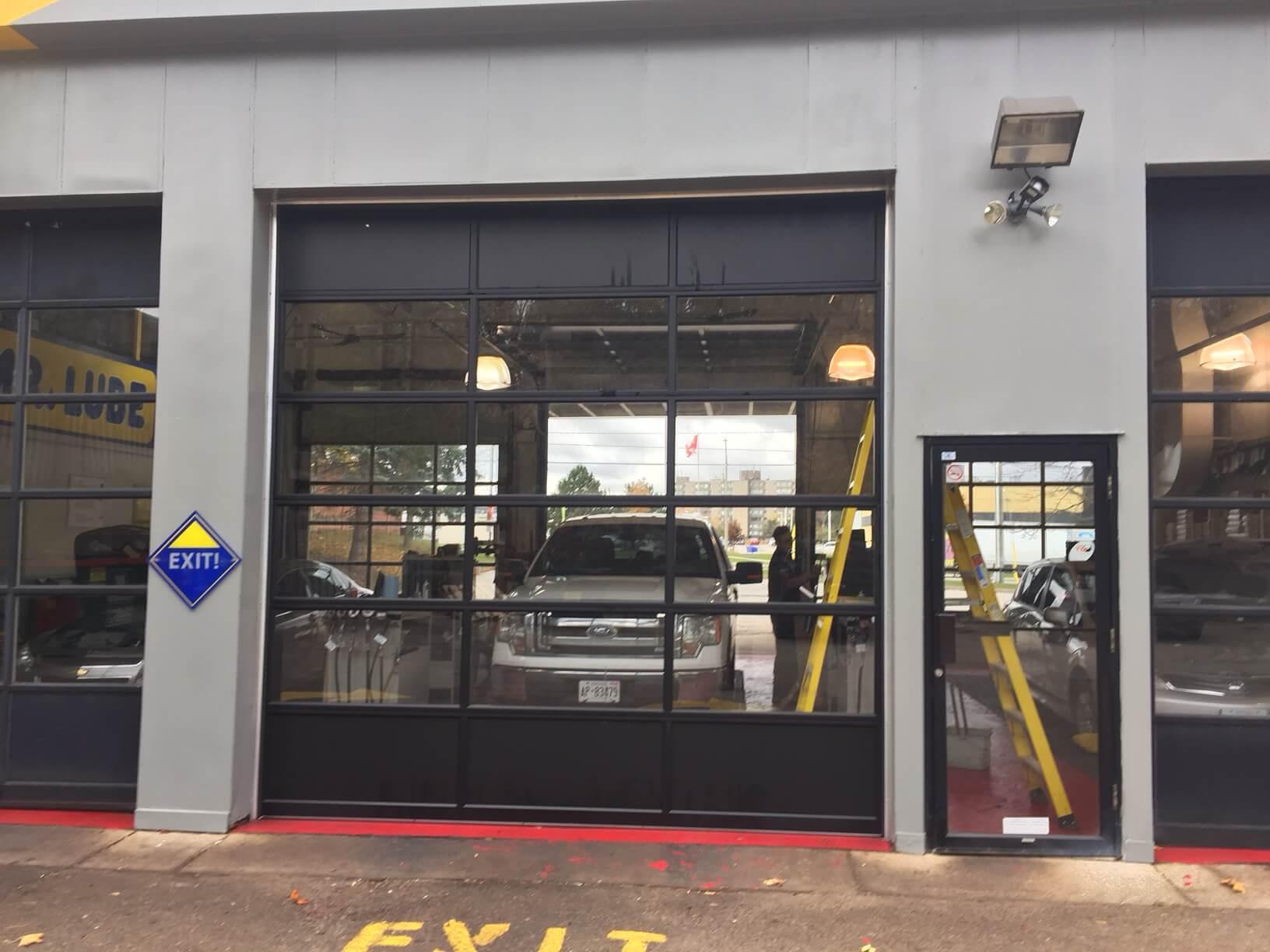 Commercial And Industrial Overhead Garage Doors Haws Ontario